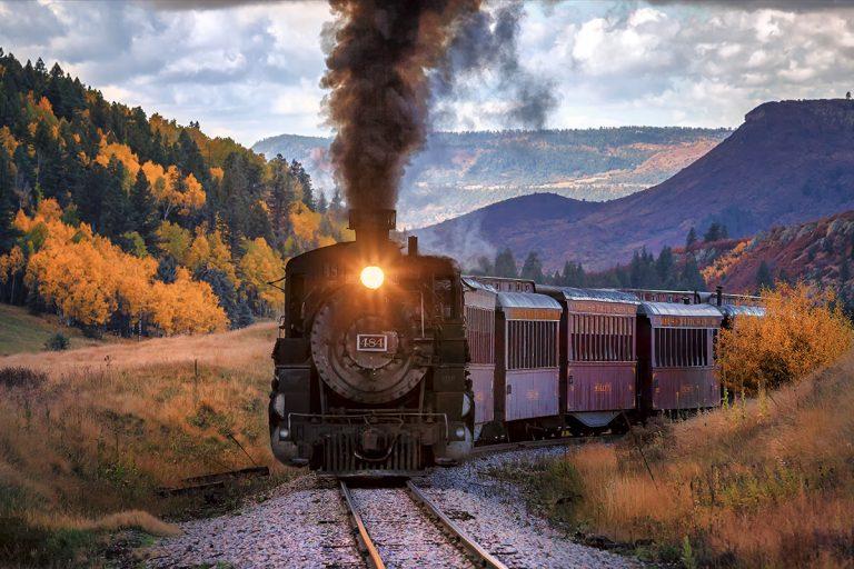 Chama Train Chase