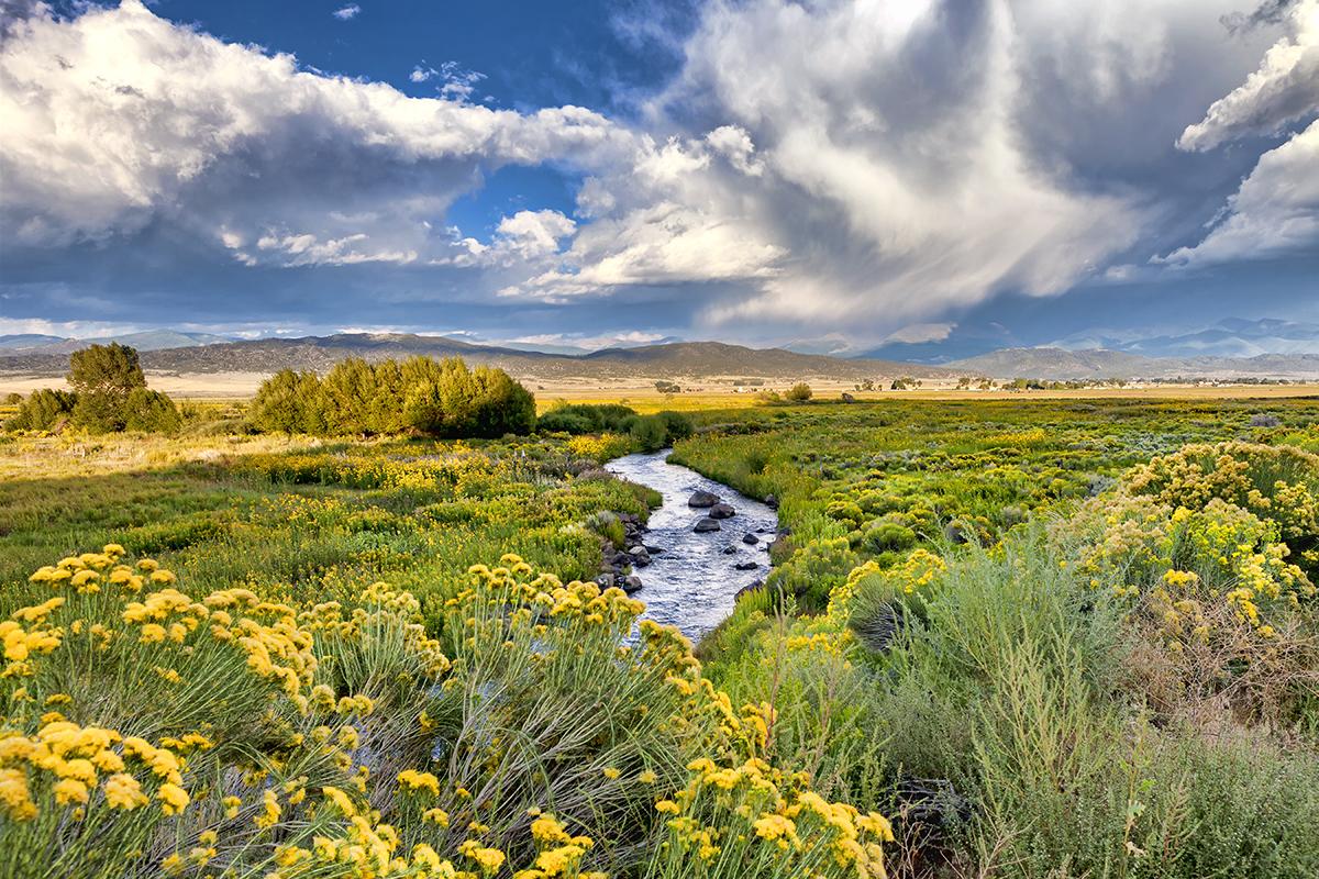 Southern Colorado / San Luis Valley